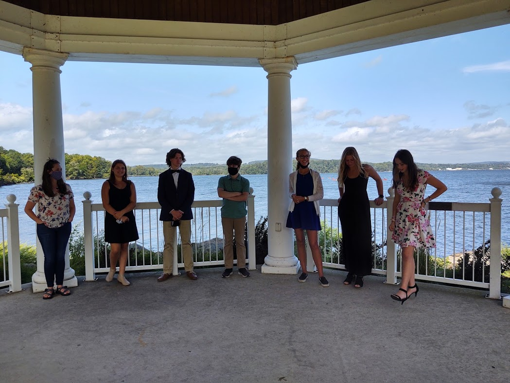 confirmation class 2020 in gazebo