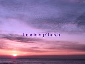 Imagining Church